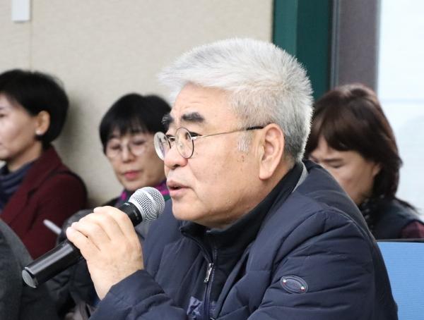 장애인식개선 강사 김모씨 사진